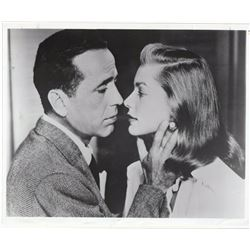 HUMPHREY BOGART/LAUREN BACALL PHOTO.