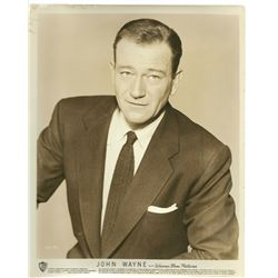 JOHN WAYNE VINTAGE PHOTO.