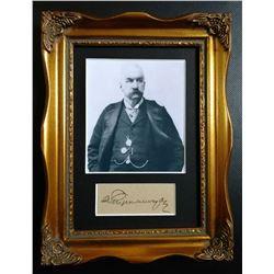 J P MORGAN (1837-1913).