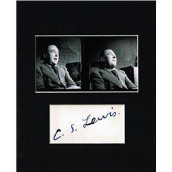 C.S. LEWIS. (1898-1963).