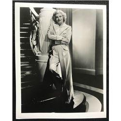 JEAN HARLOW (1911-1937) - GLOBE PHOTOS INC.