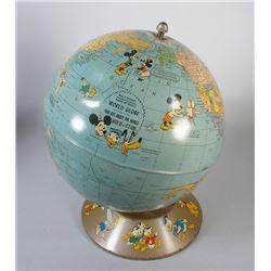 Walt Disney Rand McNally World Globe