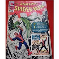 The Amazing Spider-Man Comic #2