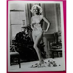 MARILYN MONROE 'SOMTHING'S GOT TO GIVE' VINTAGE PHOTO.