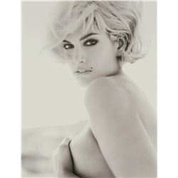 HERB RITTS (1952-2002): Cindy Crawford.