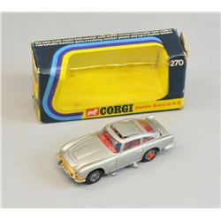 Corgi James Bond Aston Martin D.B.5 model no.270