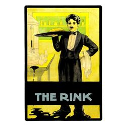 The Rink (Mutual, 1916). One Sheet
