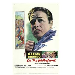 On the Waterfront (Columbia, 1954). One Sheet