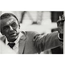 Terry O'Neill (British 1938-2019): Frank Sinatra 1968.