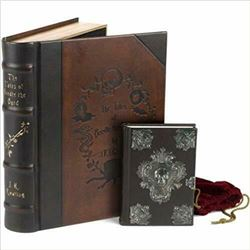 Harry Potter The Tales Of Beedle The Bard Collectors edition.
