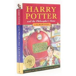 Harry Potter and the Philosopher's - J.K. Rowling, 1st Australian edition.