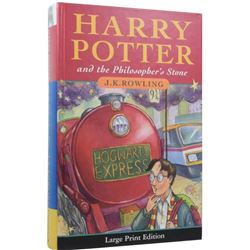 Harry Potter & the Philosophers Stone UK 1st Edition 1st Print