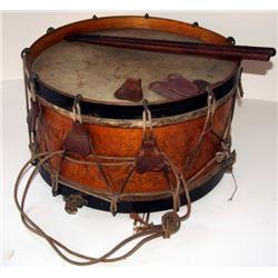 American Civil War Drum.