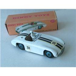 STAR LOT - NO RESERVE: Dinky 133 Cunningham Car road racer