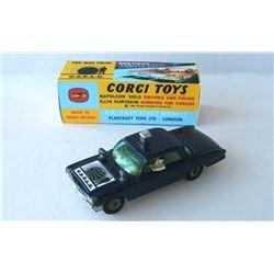 STAR LOT - NO RESERVE: Corgi 497 Man from UNCLE car Oldsmobile