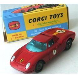 STAR LOT - NO RESERVE: Corgi 314 Ferrari 250 Le Mans