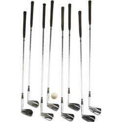 Bob Hope Golf Clubs and Frank Sinatra Golf Ball. Bob Hope Golf Clubs and Frank Sinatra Golf Ball.