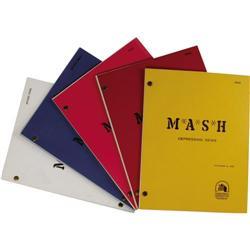 "M*A*S*H Scripts. This set of five scripts inc ""M*A*S*H"" Scripts."