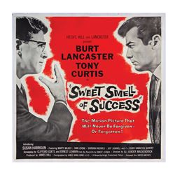 Sweet Smell of Success 6-Sheet Poster.
