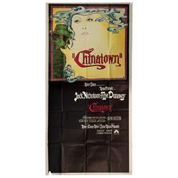 Chinatown 3-Sheet Poster.