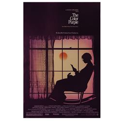 The Color Purple One Sheet Poster.