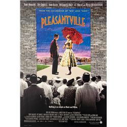 Signed Pleasantville Event Poster