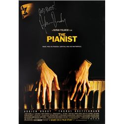 Signed The Pianist Event Poster