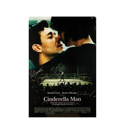 Signed Cinderella Man Event Poster.