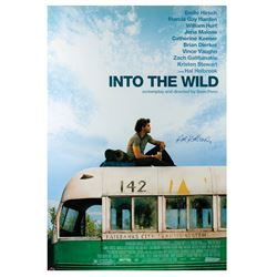 Signed Into the Wild Event Poster.