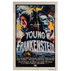 Young Frankenstein One Sheet Poster.