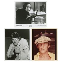 Set of (3) Marty Feldman Publicity Photos.