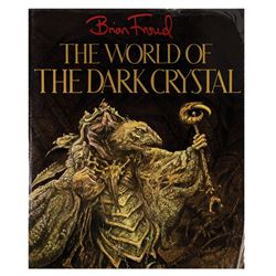 """The World of the Dark Crystal"" Art Book."