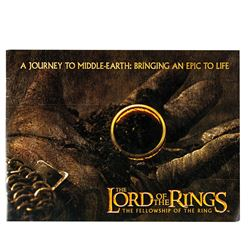 """""""A Journey to Middle-Earth"""" Booklet."""