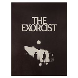 The Exorcist Poster.