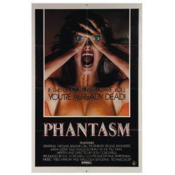 Phantasm One Sheet Poster.