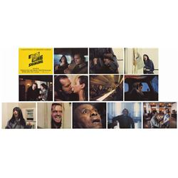 Collection of (13) The Shining Lobby Cards.
