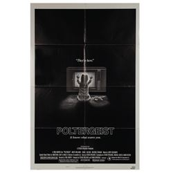 Poltergeist One Sheet Poster.