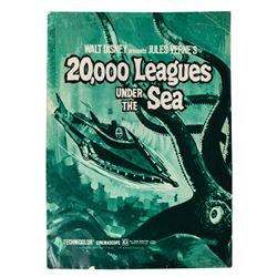 20,000 Leagues Under the Sea Campaign Book.