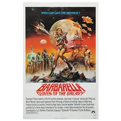 Barbarella: Queen of the Galaxy One Sheet Poster.