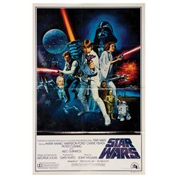 Star Wars Style-C One Sheet Poster.