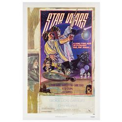 Star Wars Style-D One Sheet Poster.