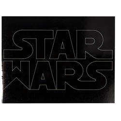 Star Wars Pre-Release Exhibitor Campaign Book.