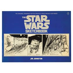 """The Star Wars Sketchbook"" Concept Art Book."