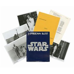 Star Wars Press Kit.