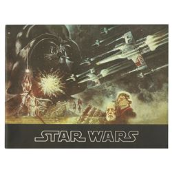 Star Wars 2nd Edition Film Program.