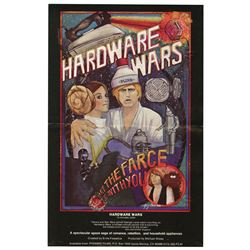 Hardware Wars Parody Star Wars Film Poster.