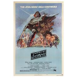 The Empire Strikes Back Style-B One Sheet Poster.
