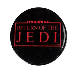 Return of the Jedi Promotional Button.