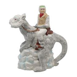 Luke on Tauntaun Ceramic Teapot.