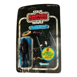 Kenner Star Wars Imperial Tie Fighter Pilot Figure.